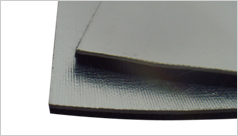 carbon-felt composite sheet
